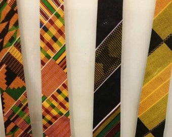 Kente Neckties