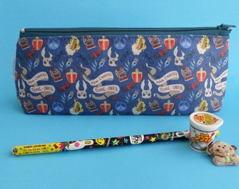 Bioshock Pencil Case Zipper Pouch Bag Pen Box School