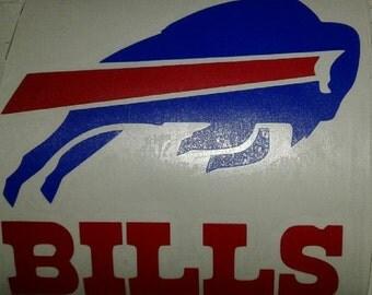 Buffalo Bills Vinyl Decal Sticker