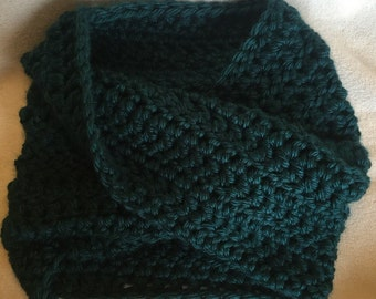 Crochet Neck Cowl