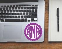 Unique macbook monogram related items Etsy