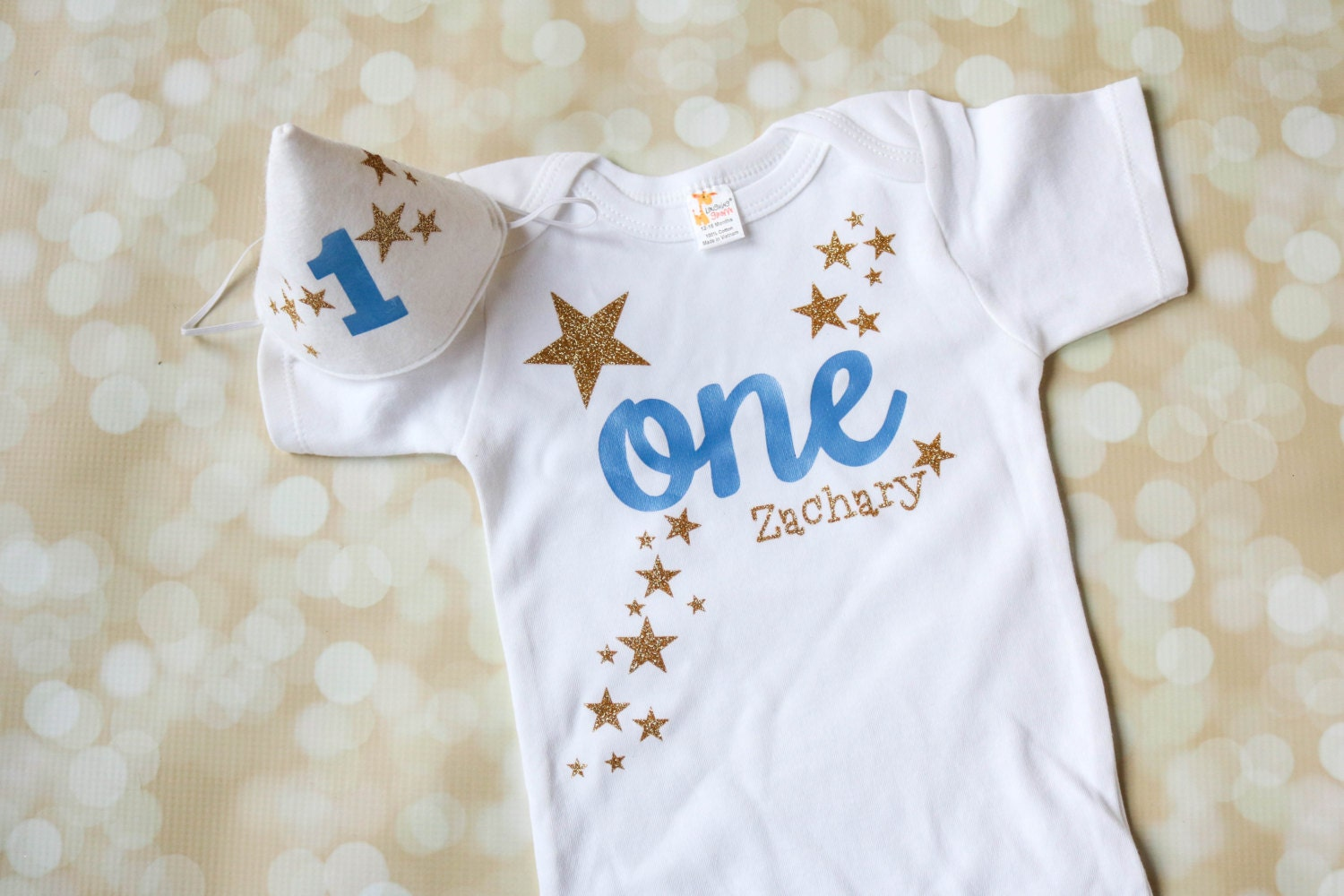 Boy First Birthday Outfit First Birthday Personalized Smash