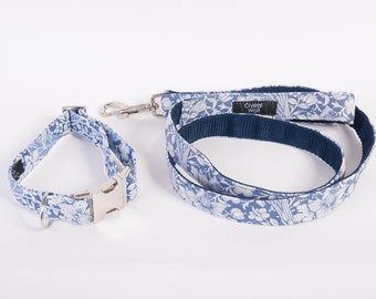 Matching Dog Lead, Matching Dog Leash, Matches All Crystal Wolf Collars, Optional Swarovski Crystal, Multiple Lengths Available