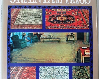 Checkpoints on How to Buy Oriental Rugs Reference Research Information Illustrated 1981