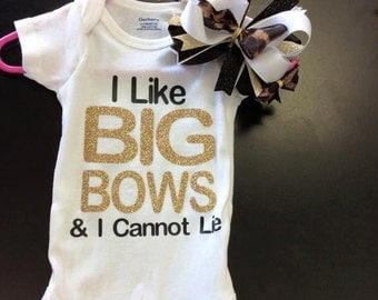 I Like Big Bows TOP