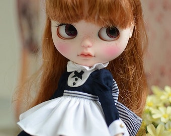 Handmade Blythe Outfit, Blythe Dress,Alice Suit