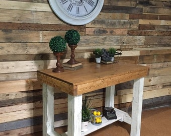 Custom Rustic Farm Tables Made to Order