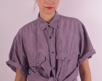 Vintage Silk Shirt (564)