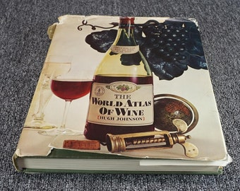 The World Atlas Of Wine A Complete Guide To The Wines And Spirits Of The World