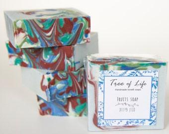 Handmade Fruits Soap