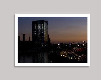 Night Life Photography Print