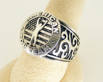 American Top Team MMA Ring