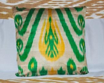 IKAT cushion covers