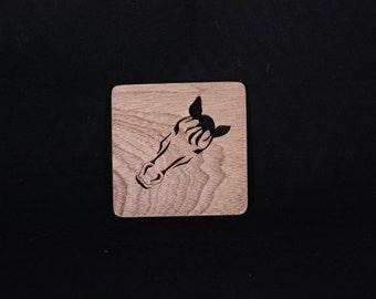 horse coasters