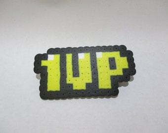 1up badge