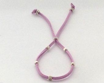 Simple friendship bracelet, minimalist bracelet, boho bead bracelet, silver bead bracelet, hippie bracelet, friendship bracelet