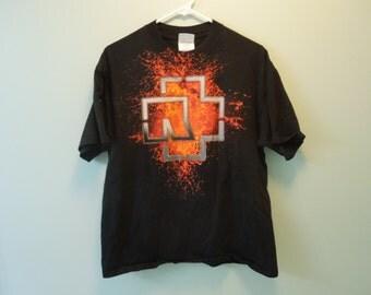 SALE 90s Rammstein T-Shirt