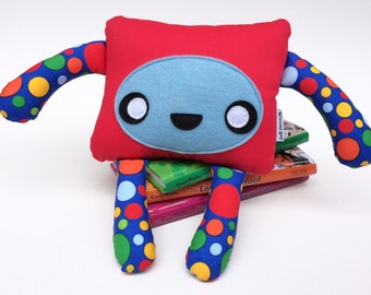 Cuddly Toy Monster Plushie, Stuffed Monster Toy
