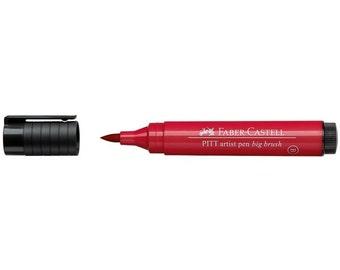 PITT Big Brush Pen - Deep Scarlet Red 219 - Great for Bible Journaling - Artist Pen