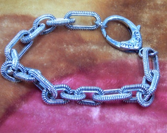 All Chained Up Bracelet