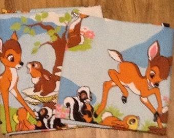 Bambi Fabric Panel Etsy