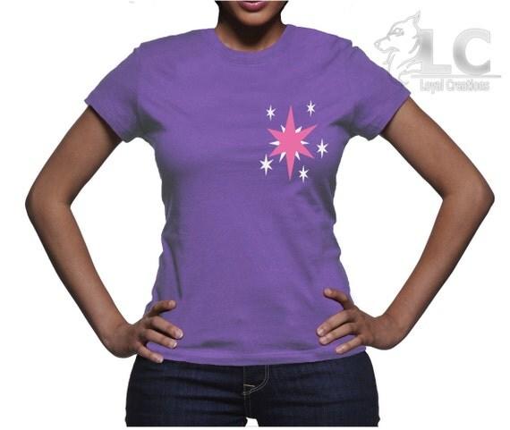 My Little Pony Twilight Sparkle Cutie Mark T Shirt