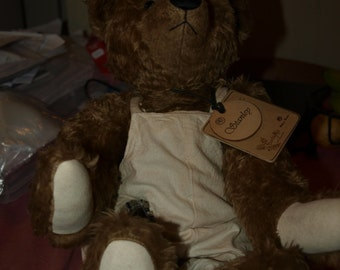 Robin Rive Teddy called Stanley Limited Edition 611/1000