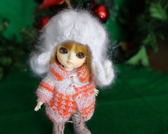 together for all doll bjd tiny 15-16cm