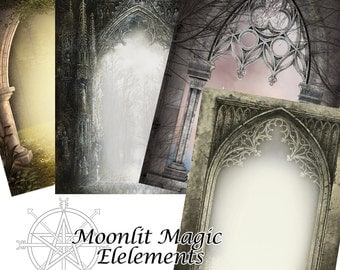 Book of Shadows Pages Archways