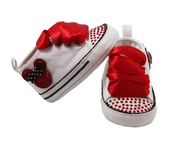 Baby Girl Bling High Top Tennis Shoes 4th of by
