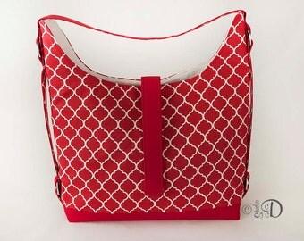 Hobo bag, Hobo handbag, Handbag, Shoulder bag, Hobo purse, Shoulder purse,  Boho handbag,  Shoulder handbag, Large handbag