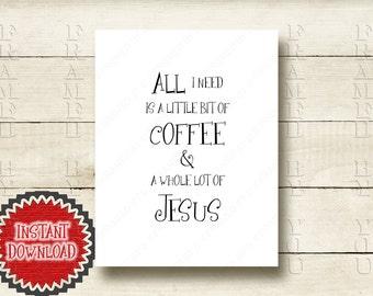 Inspirational Printable Art Motivational But First, Coffee Kitchen Art Break Room Decor Religious Wall Art Kitchen Decor Coffee Art 8911D
