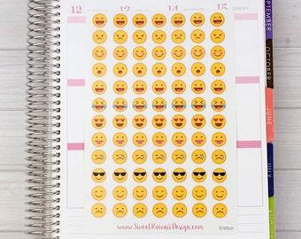 Kawaii Emoticon Stickers