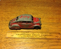 Antique 1933 Diecast Tootsietoy 716 Doodlebug Toy Car