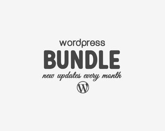 95% OFF - 12 Wordpress Theme Bundle - Premade - Self Hosted - Wordpress Blog Theme - Responsive