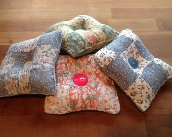 Quilted Pin Cushion