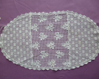 Lace Table Centre / Vanity Mat / Doily