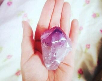 Amethyst Crystal Point Amethyst Point Crystal Point
