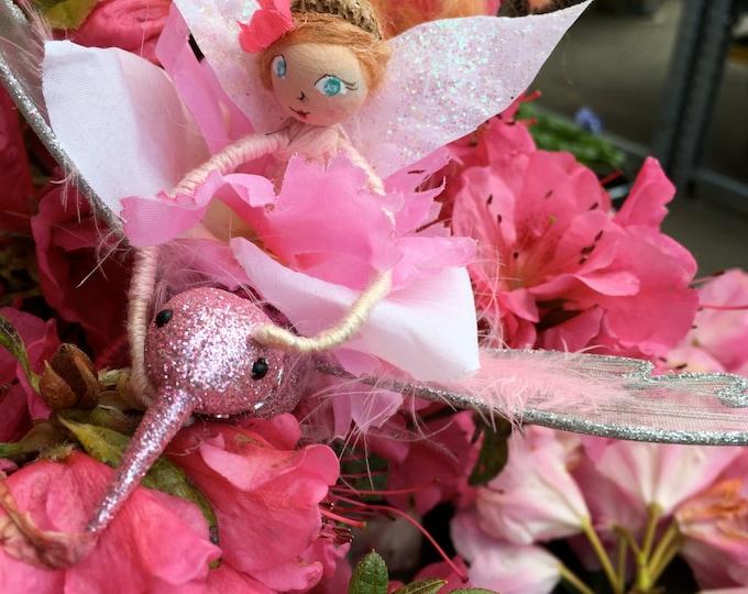 Hummingbird Bird Fairy Princess