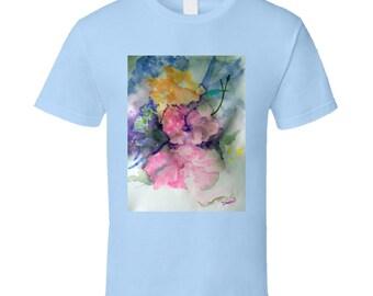 Pastel Bouquet T Shirt