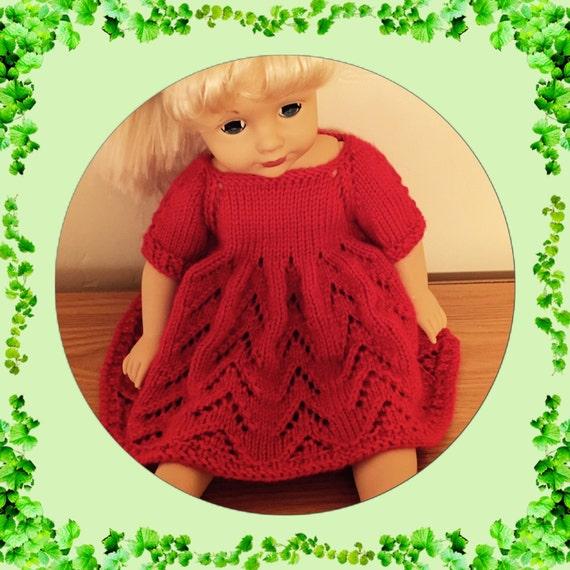 Knitting Patterns For Journey Girl Dolls : knitting pattern pdf for 18 inch doll American Girl Journey