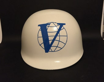 Army Helmet - Inspired by Venture Brothers Sgt. Hatred