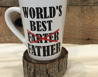 World's Best Farter/Father