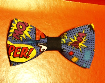 Comic book bowtie