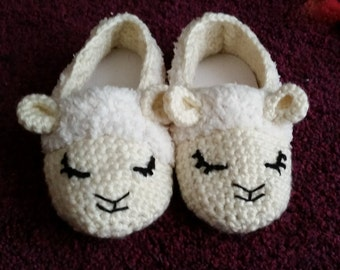 Hand Made Slippers/ House Shoes