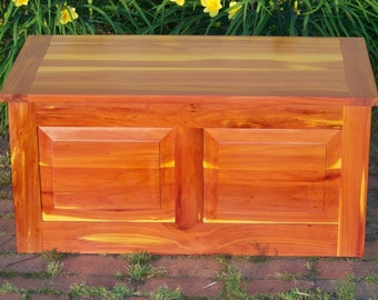 Red Cedar Hope Chest/Trunk