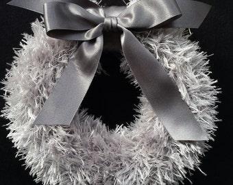 Small Furry Wreath