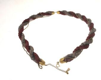 Belt vintage made in France NEW Roman Roman