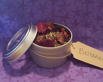 Beltane Loose Incense Herbal Blend