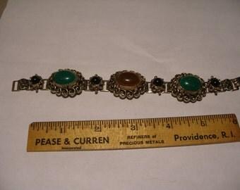 Acryllic Cabochon Bracelet(323)
